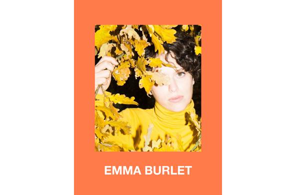 portrait Emma burlet