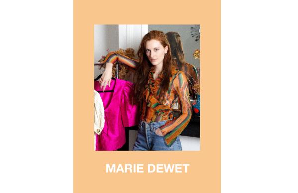 MARIE DEWET MAISON CLEO